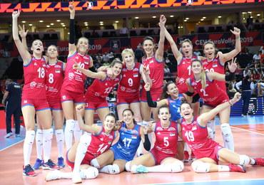 ME siatkarek: Serbki w finale! Pokonały Włoszki 3:1