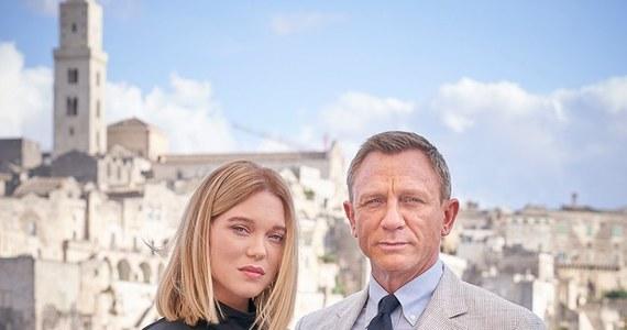 """Ekipa nowego Bonda pojawiła się we Włoszech. W miasteczku Matera wznowiła zdjęcia do filmu """"No Time To Die"""". Premiera filmu w kwietniu 2020 roku."""