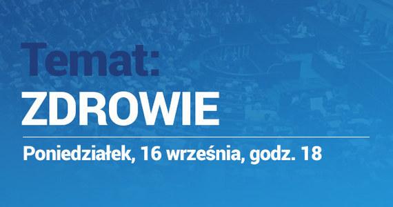 """Wybory parlamentarne już za kilkadziesiąt dni. Jak politycy chcą zmienić kraj? RMF FM, """"Dziennik Gazeta Prawna"""" i Interia.pl zapraszają na serię debat wyborczych """"Po prostu Polska"""" z udziałem polityków z największych ugrupowań! Gospodarzem cyklu jest dziennikarz RMF FM Marcin Zaborski. A najbliższa debata: już dzisiaj. Porozmawiamy o zdrowiu!"""