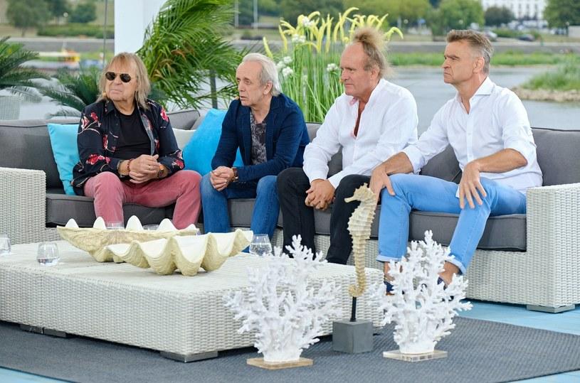 Gośćmi wtorkowego (17 września, godz. 22:30) odcinka programu Kuby Wojewódzkiego będą muzycy reaktywowanej Budki Suflera oraz kabareciarz Igor Kwiatkowski.