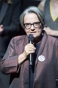 """Agnieszka Holland: Owacja po pokazie """"Obywatela Jonesa"""""""