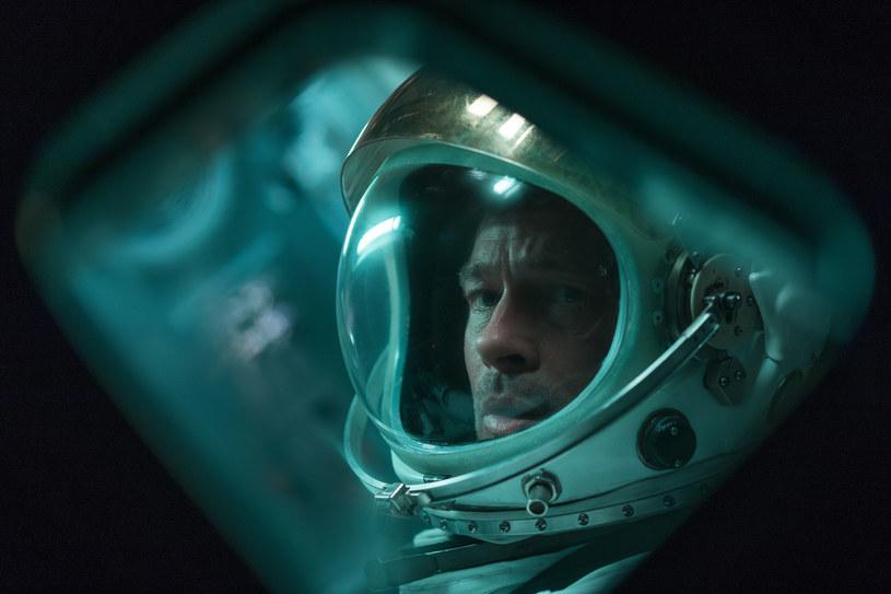 """""""Ad Astra"""" Jamesa Graya kontynuuje tematykę podjętą przez Alfonso Cuarona w oscarowej """"Grawitacji"""""""