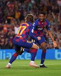 FC Barcelona. Ansu Fati najmłodszym strzelcem dubletu w Primera Division w XXI wieku