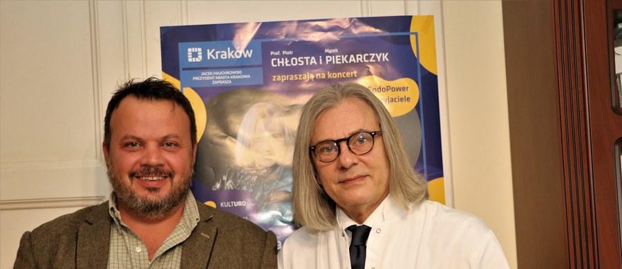 """""""W tym całym przedsięwzięciu chodzi nam m.in. o to, żeby odczarować obraz lekarza urologa. Chcemy przekonać głównie mężczyzn, że urolog, jest ich największym przyjacielem"""" - mówi w rozmowie z RMF FM prof. Piotr Chłosta urolog i jeden z liderów grupy EndoPower, która wystąpi w Krakowie już w najbliższą sobotę."""