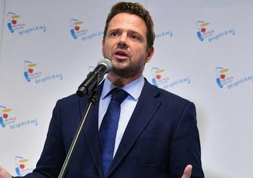 Trzaskowski: Do tej pory wydano 7 mln zł, by ustalić przyczynę awarii