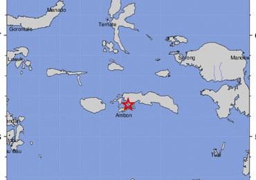 """Silne trzęsienie ziemi w Indonezji. """"Nagle cały dom zaczął się trząść"""""""