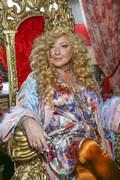 Magda Gessler: Butelka szampana z Sharon Stone