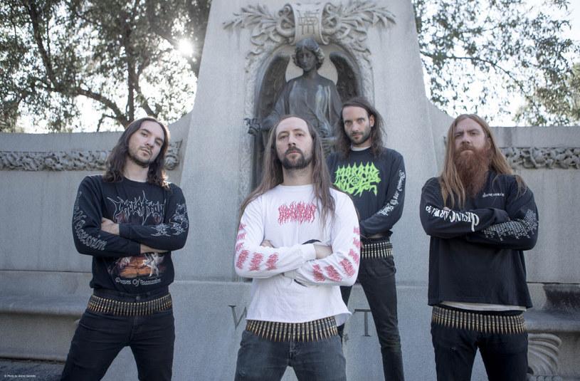"""Blood Incantation, czyli astralni deathmetalowcy z Kolorado, przygotowali drugi album """"Hidden History Of The Human Race""""."""