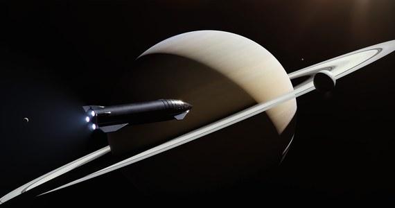 Właściciel firmy SpaceX Elon Musk zaprezentował prototyp statku kosmicznego Starship. Według zapowiedzi miliardera, będzie on mógł przewozić ludzi i zaopatrzenie na Księżyc oraz na Marsa.