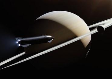 Elon Musk zaprezentował nowy statek kosmiczny