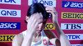 Lekkoatletyczne MŚ. Kiełbasińska: Burza hormonów plus wysiłek i nastąpił totalny rozłam. Wideo