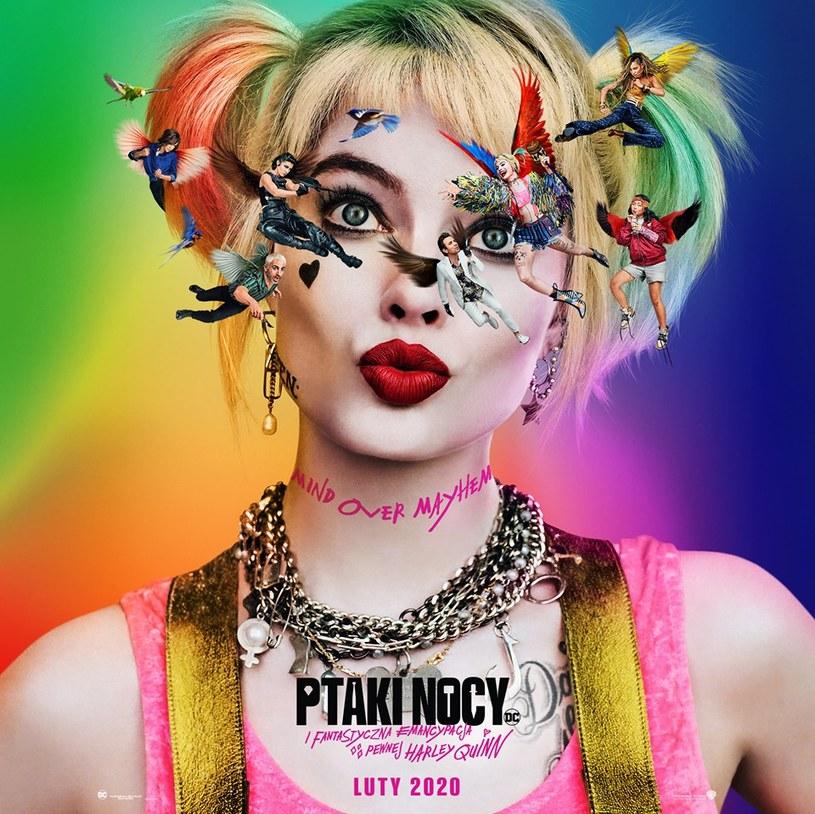 """Warner Bros zaprezentował zwiastun filmu """"Ptaki nocy"""", w którym Margot Robbie powraca do roli komiksowej bohaterki Harley Quinn."""