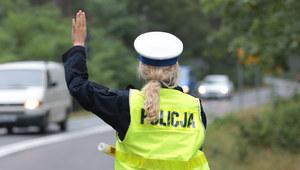Policyjne statystyki długiego weekendu