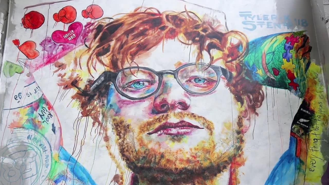 Tatuażysta Eda Sheerana żałuje Stracił Wielu Klientów Rmf 24