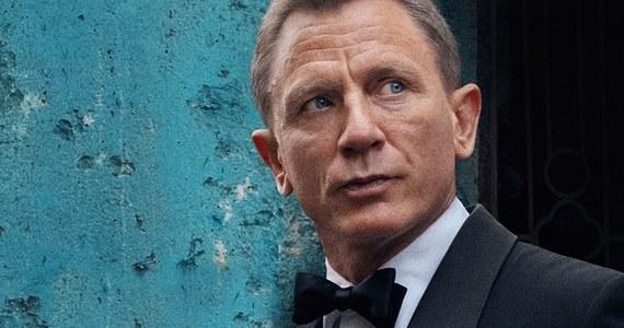 """""""Nie czas umierać"""" - 25. część serii o przygodach Jamesa Bonda trafi do polskich kin 3 kwietnia 2020 roku. Dziś zaprezentowano pierwszy plakat tej produkcji."""
