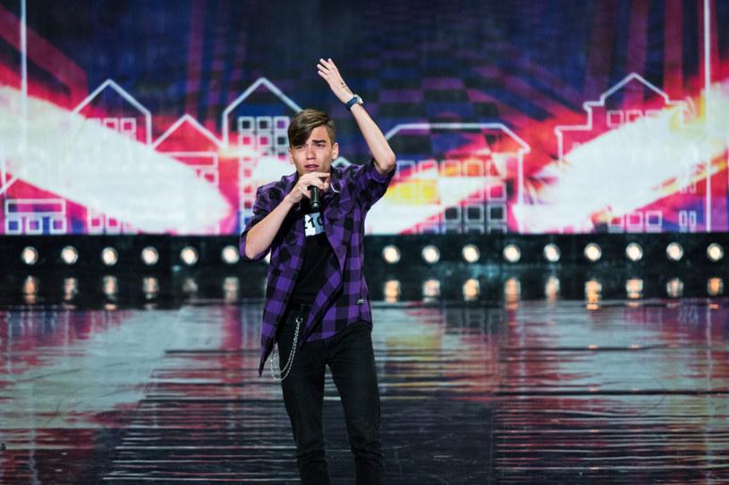 """Piąty odcinek 12. sezonu """"Mam talent"""" za nami. Jego głównym bohaterem był 16-latek Dawid Jędrusik, zdobywca złotego przycisku."""