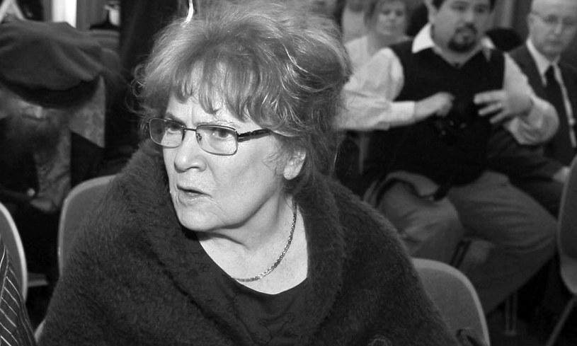 """Zmarła czeska aktorka i sygnatariuszka Karty 77 Vlasta Chramostova. Zagrała m.in. w filmach """"Palacz zwłok"""" (Spalovacz mrtvol) i """"Zabić Sekala"""". Występowała w Teatrze Narodowym. Miała 92 lata."""