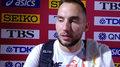 Lekkoatletyczne MŚ. Krukowski: Medal leżał na ziemi, a ja się po niego nie schyliłem. Wideo