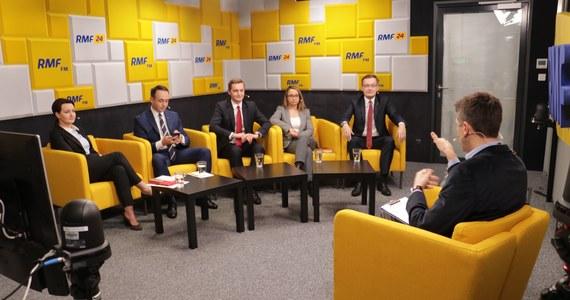 """Czy politycy są za utrzymaniem kompromisu aborcyjnego? Czy in vitro powinno być finansowane z budżetu państwa? Czy edukacja seksualna powinna być obowiązkowym przedmiotem w szkole? To tylko niektóre z wielu kwestii światopoglądowych, o których dyskutowali w studiu RMF FM goście debaty wyborczej """"Po prostu Polska"""" - organizowanej wspólnie przez RMF FM, Dziennik Gazetę Prawną oraz Interię."""