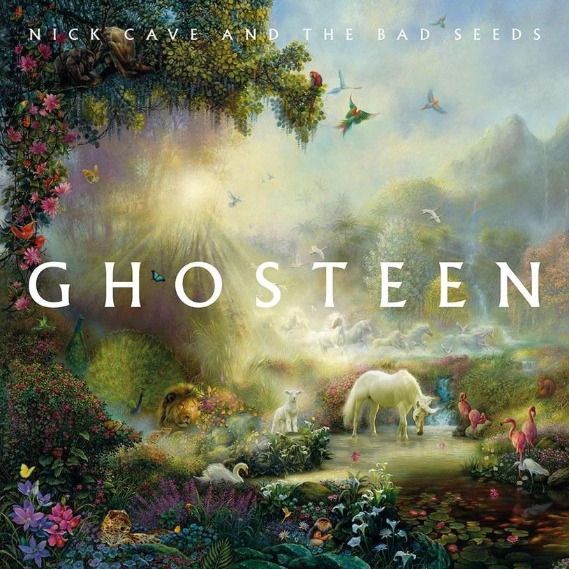 """Co prawda """"Ghosteen"""" zrodziło się z wielkiej tragedii, ale niewątpliwie to najpiękniejszy album w całej obszernej dyskografii Nicka Cave'a."""