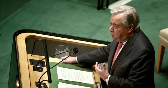 Sekretarz generalny ONZ Antonio Guterres poinformował, że Narody Zjednoczone stoją w obliczu najpoważniejszego w tej dekadzie kryzysu finansowego. Może to zakłócić pracę organizacji i zagrozić zapowiadanemu procesowi reform.