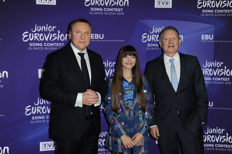 """Eurowizja Junior 2020 odbędzie się w Polsce. Organizatorzy przekazali informację podczas koncertu """"Światło dla Europy""""."""