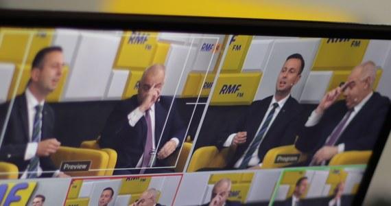 """Za nami ostatnia przedwyborcza debata z cyklu """"Po prostu Polska"""". W studiu RMF FM dyskutowali liderzy pięciu ogólnopolskich komitetów wyborczych. W ostatniej części debaty zachęcali do głosowania na swoje ugrupowanie."""