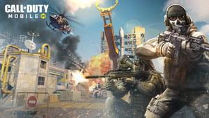 Nadchodzi pierwszy turniej Call of Duty: Mobile