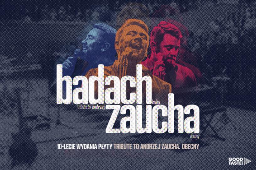 """Płyta """"Tribute to Andrzej Zaucha"""" ma już 10 lat. Takie wyjątkowe jubileusze należy odpowiednio świętować. To właśnie z tej okazji Kuba Badach wraz z zespołem ruszył w specjalną trasę koncertową, która potrwa aż do 2020 roku."""