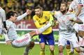 """Szwecja - Hiszpania 1-1 w el. Euro 2020. """"La Furia Roja"""" pieczętuje awans"""