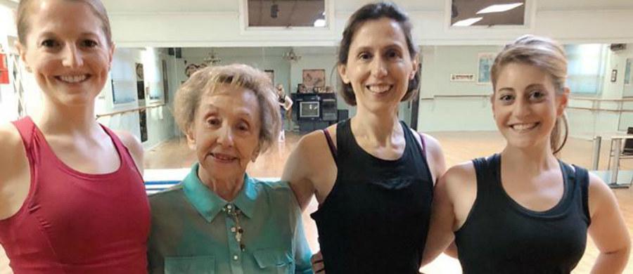 """Ćwiczenia, oliwa z oliwek i optymizm to sposoby na długowieczność stuletniej nauczycielki tańca. """"Ruch utrzymuje mnie przy życiu. Bezruch to początek śmierci"""" – podkreśla Georgia Deane – założycielka The Deane School of Dance w Mendon w stanie Massachusetts."""