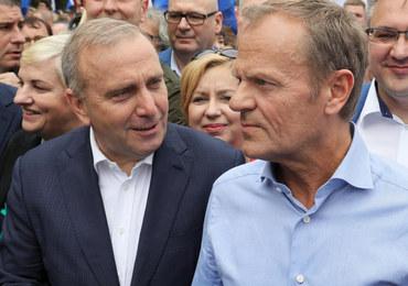 Schetyna chce jasnej deklaracji od Tuska ws. wyborów prezydenckich