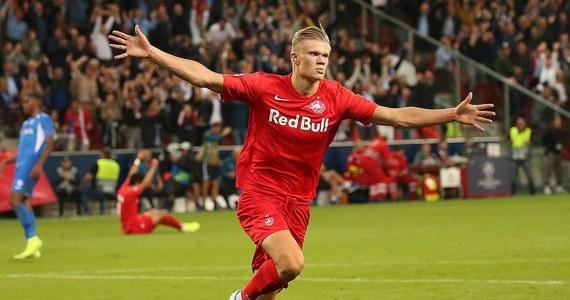 Bundesliga. Erling Haaland został piłkarzem Borussii Dortmund - Sport w INTERIA.PL