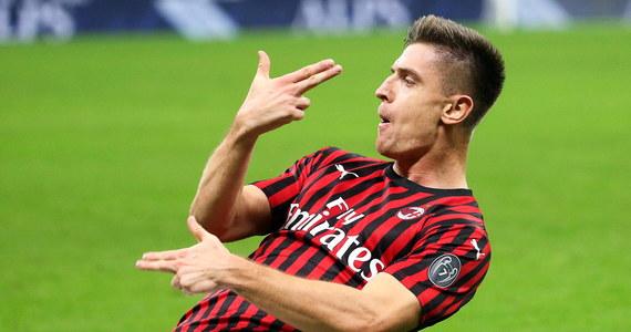 Trzeci w sezonie gol Krzysztofa Piątka, który rozpoczął mecz w rezerwie, nie wystarczył, by Milan w debiucie trenera Stefani Piolego pokonał Lecce w 8. kolejce piłkarskiej Serie A. Na San Siro padł remis 2:2, a beniaminek wyrównał w ostatnich sekundach.