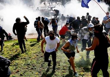 """Olbrzymie protesty w Chile. """"W kraju toczy się wojna"""""""