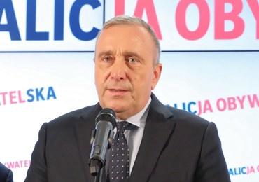 Schetyna: PiS nie akceptuje woli Polaków, to wielki skandal
