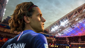 Antoine Griezmann ukarany przez EA Sports za kupowanie monet w FIFIE 15
