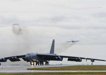 Rosyjski Su-27 śledził amerykański B-52H nad Morzem Czarnym