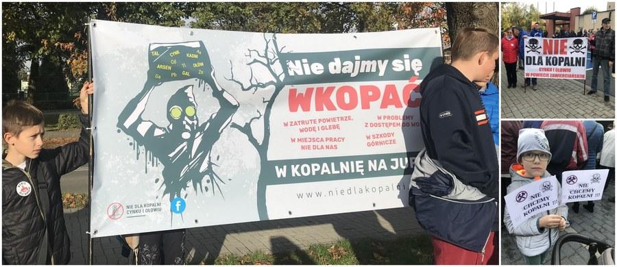 Sukces mieszkańców Jury Krakowsko-Częstochowskiej w sporze o budowę kopalni rud cynku i ołowiu. Regionalna Dyrekcja Lasów Państwowych w Katowicach odmówiła zainteresowanej inwestycją firmie przyrzeczenia dzierżawy gruntów na tym terenie.