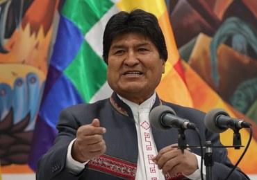 Trybunał Wyborczy: Morales wygrał wybory prezydenckie w Boliwii