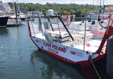 """Koniec misji jachtu """"I love Poland""""? Nie będzie prestiżowych regat"""