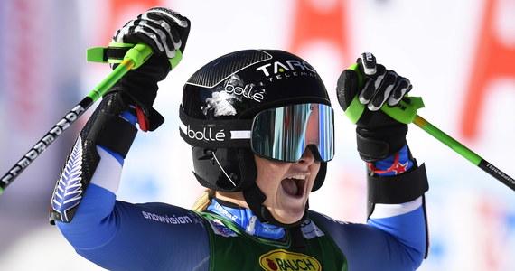 Duża sensacja podczas zawodów alpejskiego Pucharu Świata w Soelden. Inauguracyjny konkurs wygrała 17-letnia Nowozelandka Alice Robinson.
