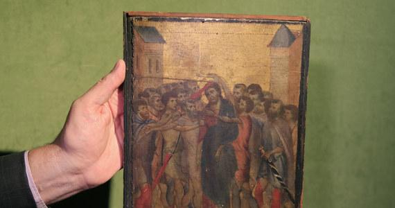 XIII-wieczny obraz wisiał nad kuchenką gazową. Teraz sprzedano go za 24 mln euro