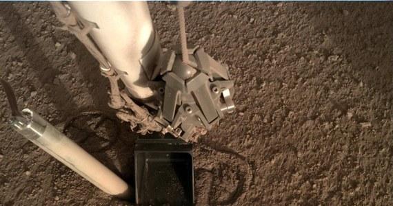 Warunki panujące na Marsie nie przestają zaskakiwać naukowców. Po paru tygodniach powolnego wkopywania się w marsjański grunt, polski Kret nagle częściowo wysunął się na zewnątrz. NASA analizuje możliwe scenariusze prowadzące do tego typu nieprzewidzianej sytuacji. Przez ostatnie tygodnie za pomocą łopatki ramienia robotycznego sondy InSight przyciskano Kreta do bocznej ścianki wygrzebanego w marsjańskim gruncie otworu, co zdawało się pomagać. W tym czasie Kret wsunął się do głębokości mniej więcej 38 centymetrów, na zewnątrz wystawały ostatnie dwa centymetry. W ciągu minionego weekendu Kret jednak wysunął się o kilkanaście centymetrów i lekko przechylił.
