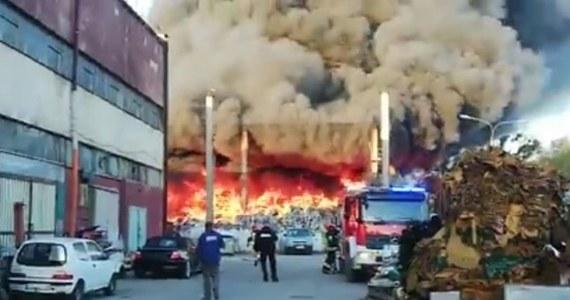 Prokuratura Rejonowa w Bytomiu wszczęła śledztwo w sprawie sobotniego pożaru składowiska odpadów tekstylnych w tym mieście. Śledczy chcą nie tylko dociec, co było przyczyną pożaru, ale też zbadają, czy odpady były w tym miejscu składowane zgodnie z przepisami.
