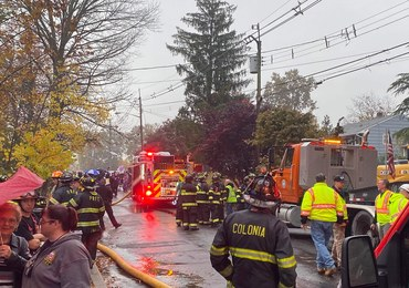 USA: Awionetka spadła na dom Polaków. Pilot zginął na miejscu