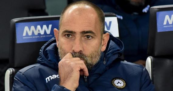 Igor Tudor został zwolniony z funkcji trenera piłkarzy Udinese - poinformował w piątek włoski klub. Zespół, który w dwóch ostatnich meczach Serie A stracił aż jedenaście goli, poprowadzi tymczasowo Luca Gotti.