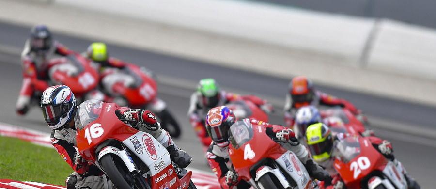 Indonezyjski motocyklista Afridza Munandar zmarł w wyniku obrażeń doznanych podczas wypadku na torze w Sepang w wyścigu Idemitsu Asia Talent Cup - poinformowali organizatorzy. Zawody towarzyszą rywalizacji w klasie MotoGP odbywającej się na tym kontynencie.