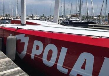 """Jacht """"I Love Poland"""" w drodze do Europy"""