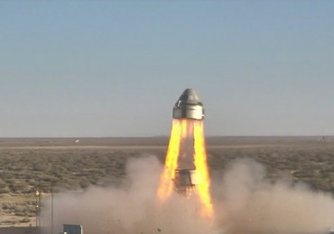 Starliner zaliczył kluczowy test przed lotem na orbitę